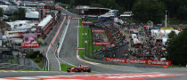 Belgian GP Undisturbed by Potential Loss of Sponsor