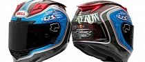 Bell Announces the Limited Edition USGP Helmet