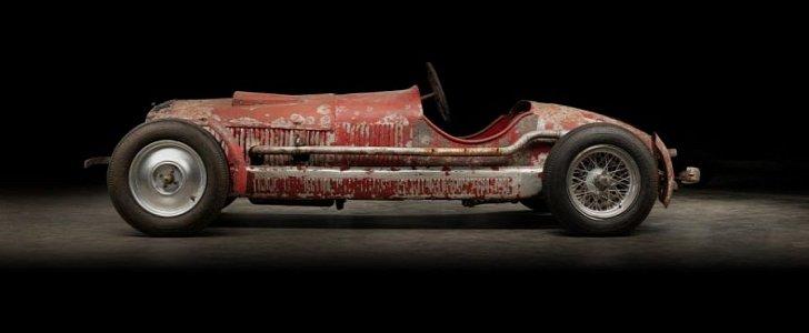Benito Mussolini Drove This 1929 Alfa Romeo 6C 1750 SS From Rome to Ostia - autoevolution
