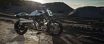 Benjie's Steampunk Mirror Ducati Monster [Photo Gallery]