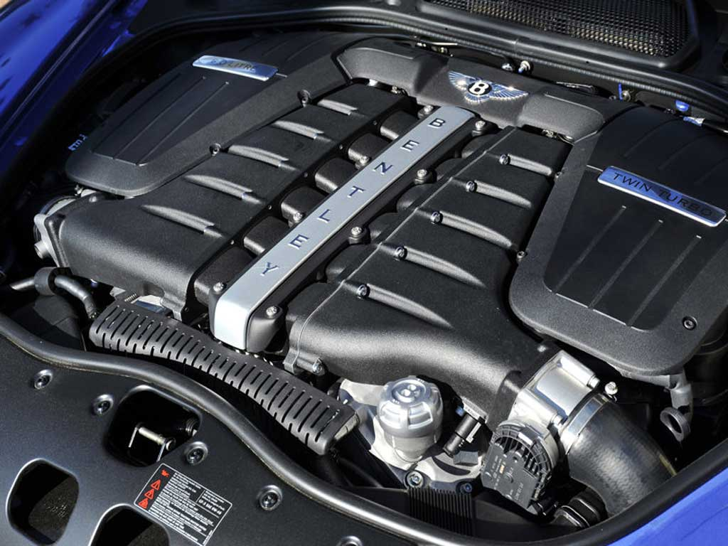 Bentley Aims To Keep W12 Engine Plug In Hybrids Expected