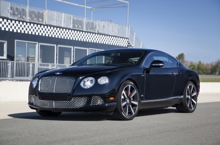 Bentley Announces Le Mans Limited Editions for Continental, Mulsanne [Photo Gallery]