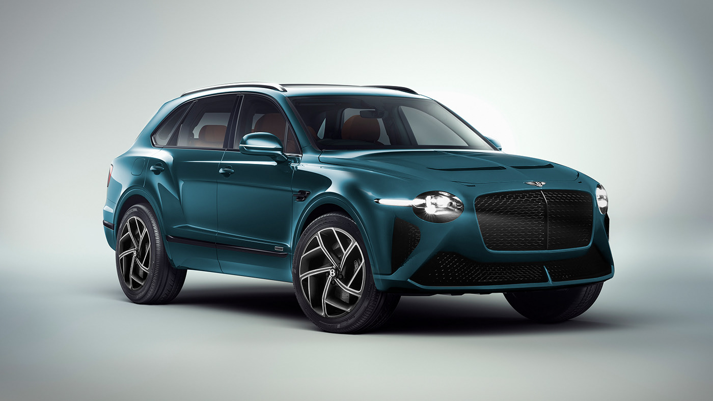 Bentley Bentayga Bacalar Is The Suv Facelift We Want Autoevolution