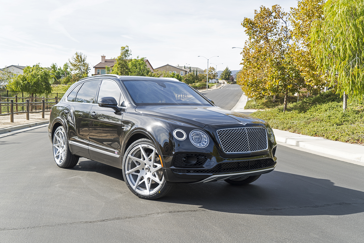 Bentley Bentayga On Forgiato Wheels Is Fit For 2 Chainz