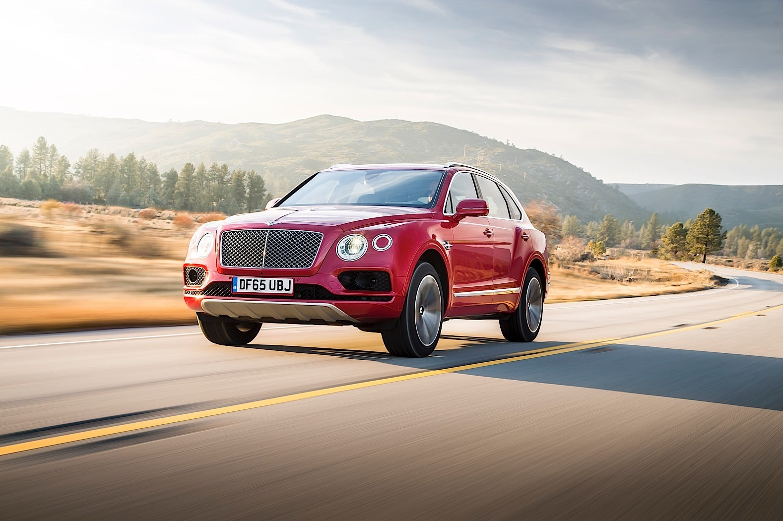 Image result for Bentayga Speed.