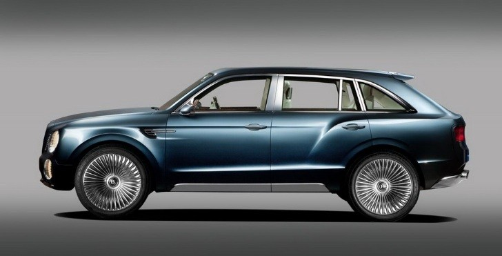 Bentley Certain to Build SUV