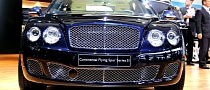 Bentley Considering Armoured Cars