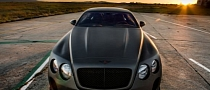 Bentley Continental GT Gets Complex Vilner Tuning Package [Video] [Photo Gallery]