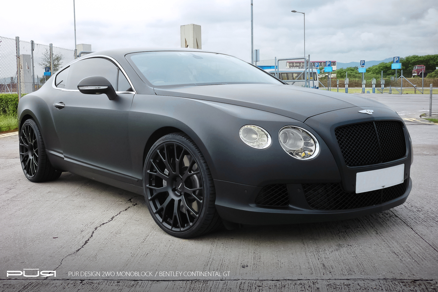 Bentley Continental Gtugg Stovle
