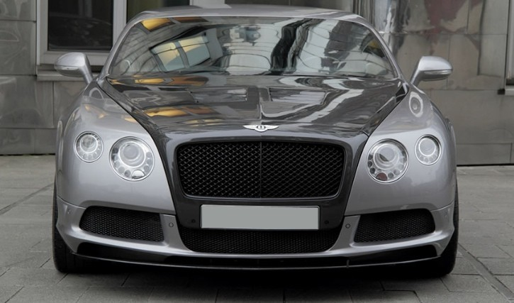 Bentley Continental GT Revised by Anderson [Photo Gallery]