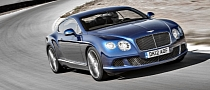 Bentley Continental GT Speed Achieves Top Speed in Promo Video [Video]