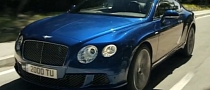 Bentley Continental GT Speed First Promo [Video]