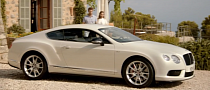 Bentley Continental GT V8 S Makes Dynamic Video Debut [Video]