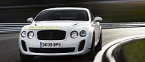 Bentley Continental GT2 Coming in 2012 With 650 HP