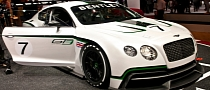 Bentley Continental GT3 Race Car Headed for Goodwood Debut