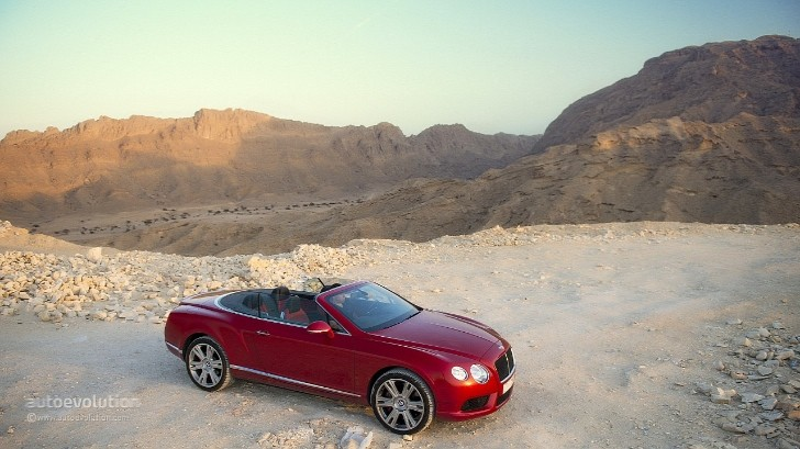 Bentley Continental GTC Good for Bentley SUV Haters: Test Drive Rants