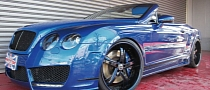 Bentley Continental GTC Tuned by Office K
