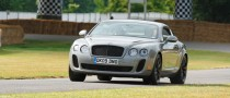 Bentley Continental Supersports First Drive with Derek Bell
