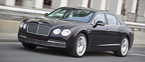 Bentley Delivered 9% More Cars in First Half of 2013