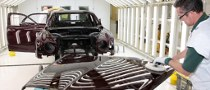 Bentley Details Mulsanne Paint Process