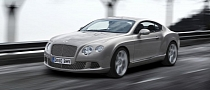 Bentley Driver Goes 202 mph (325 km/h) in Switzerland