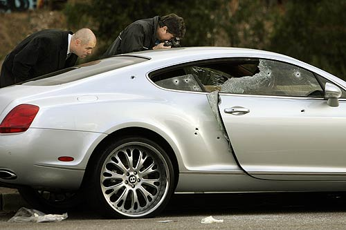 Bentley Driver Mysteriously Murdered on Los Angeles ...