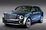 Bentley EXP 9 F Could Be Restyled by End of Year