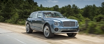 Bentley Extends Shutdown to Prepare for SUV Production