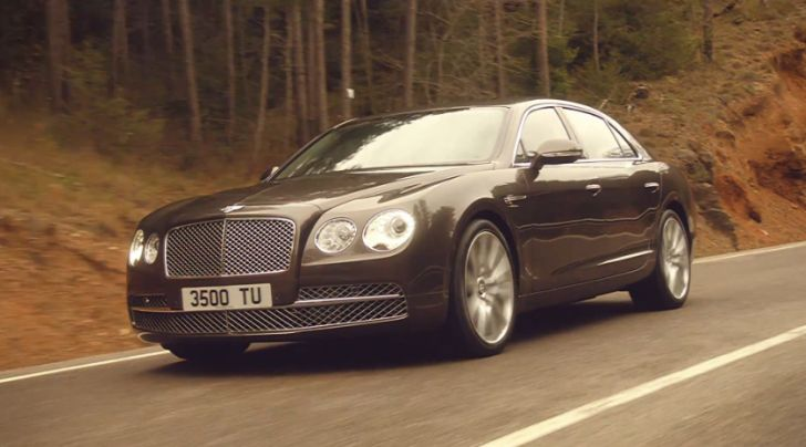 Bentley Flying Spur is a Fusion of Extremes [Video]