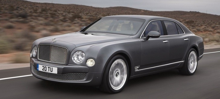Bentley Goes Sporty-ish with Mulsanne Mulliner [Photo Gallery]