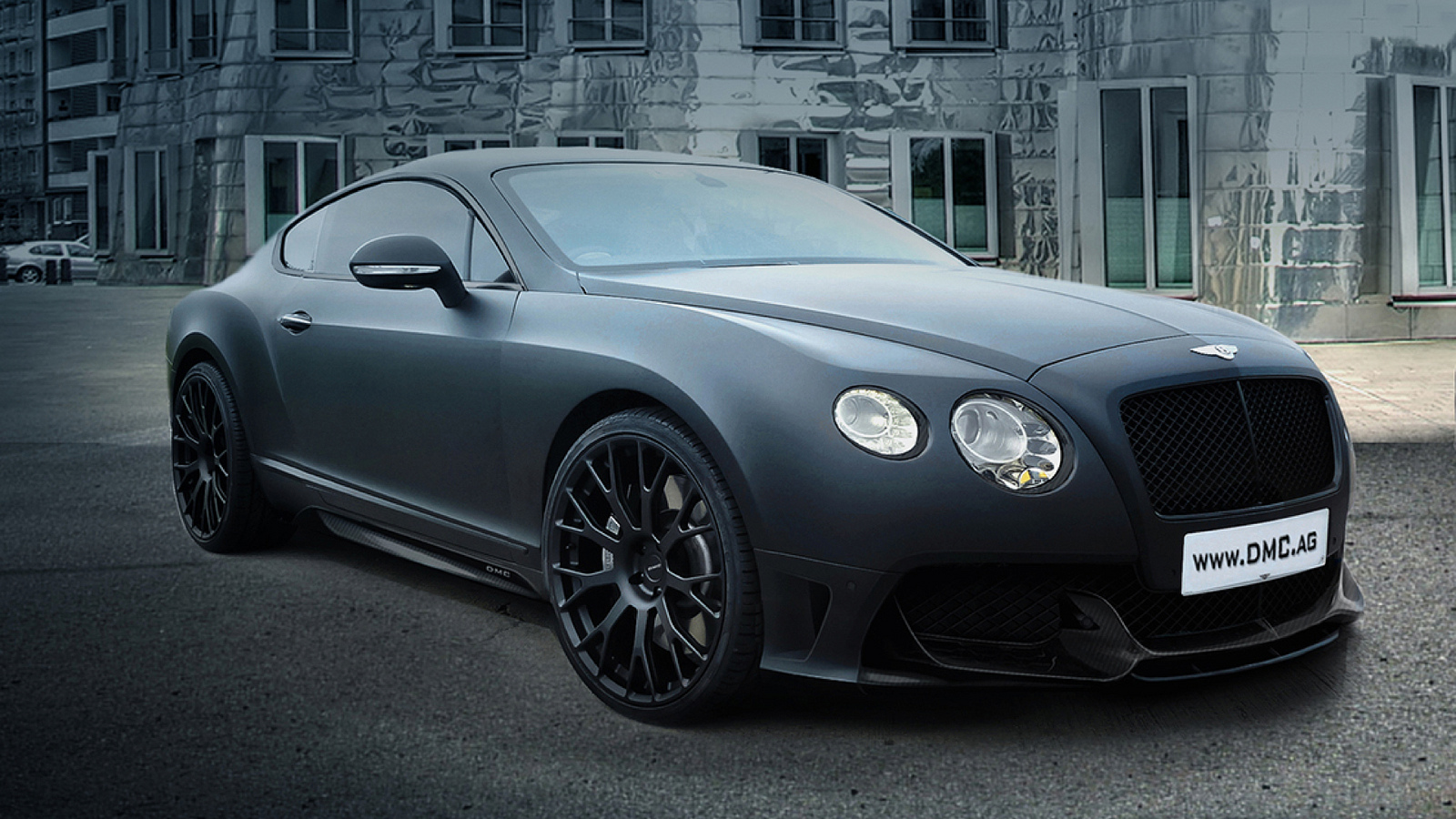 Bentley Gt V8 Duro China Edition By Dmc Autoevolution