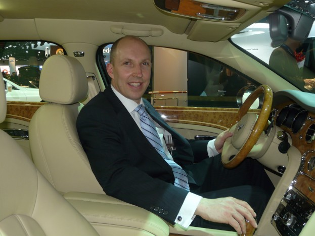 Bentley Interior Design Chief Switches to Volvo