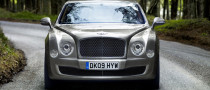 Bentley Mulsanne Is the Best Limousine for the Red Carpet