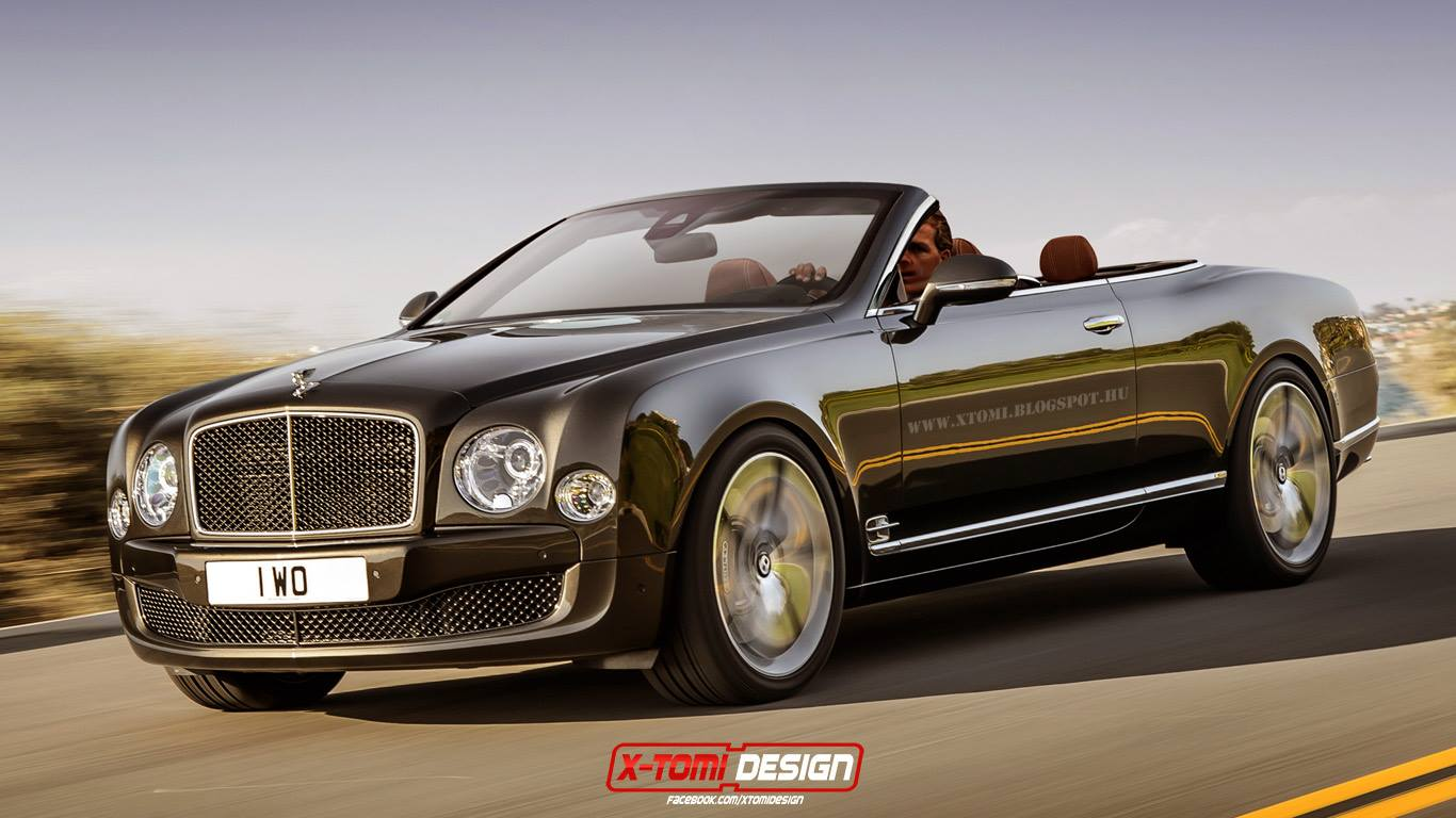 2016 bentley mulsanne convertible