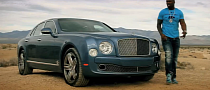 "Bentley Mulsanne Stars in 50 Cent's ""United Nations"" [Video]"