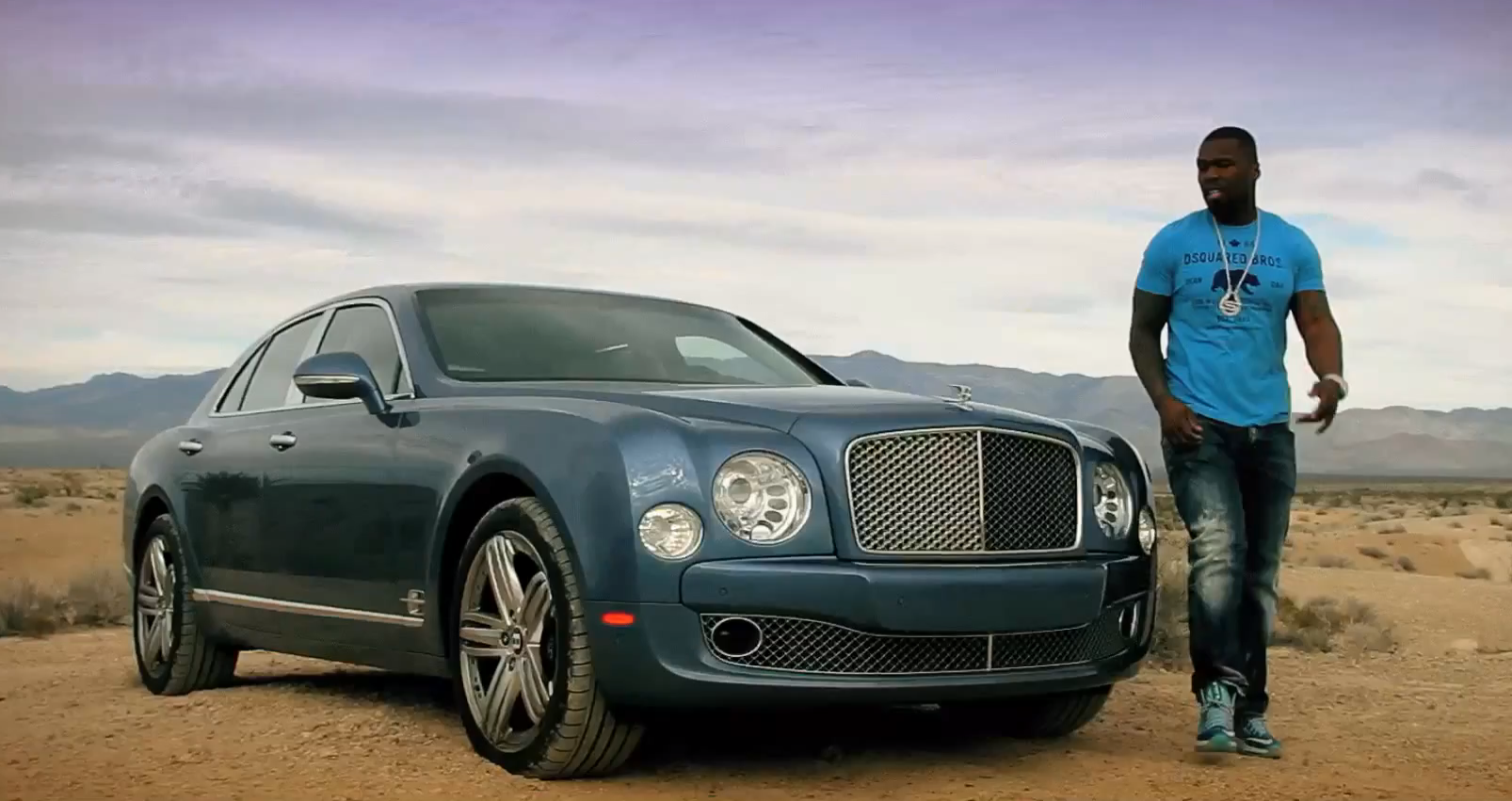 Bentley Mulsanne Stars In 50 Cent S Quot United Nations