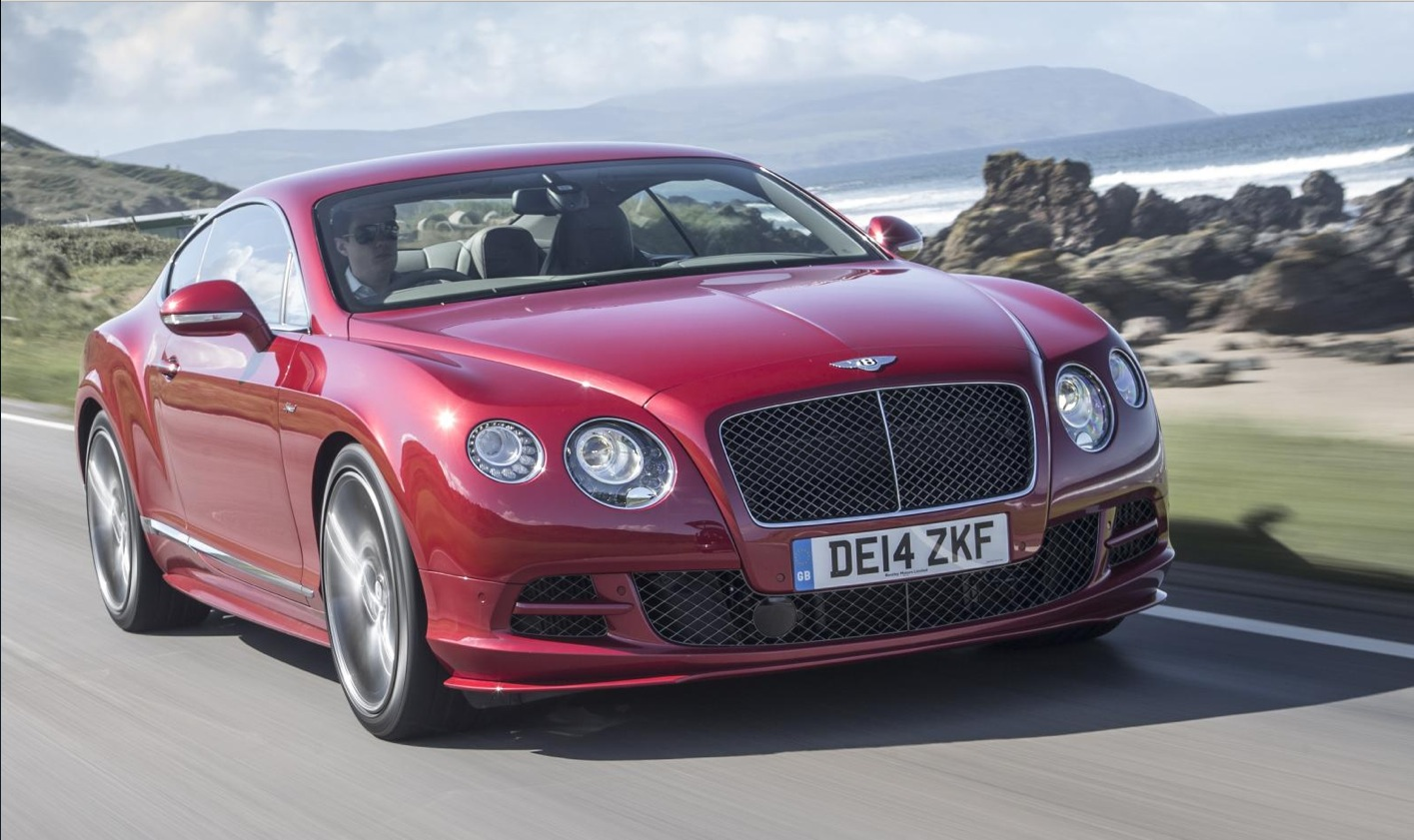 Bentley Sold 2 7 Times More Cars Than Rolls Royce In 2014