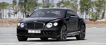 Bentley Planning Mercedes CLS, BMW 6 Series Gran Coupe Rival