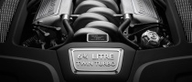 Bentley Presents New 505 BHP V8 Engine