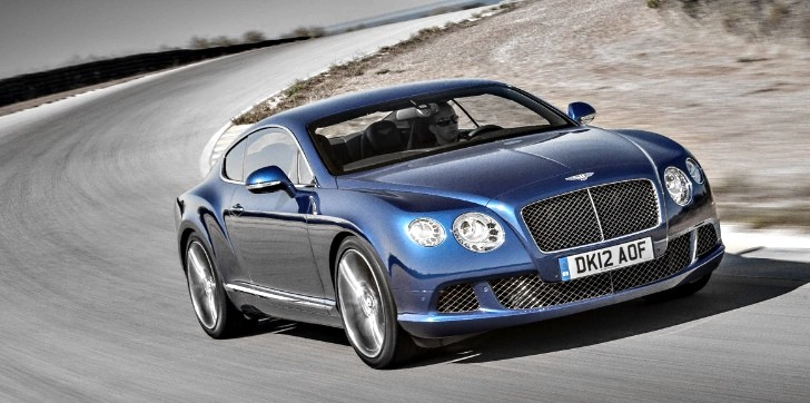 Bentley Releases Full Performance Specs for Continental GT Speed