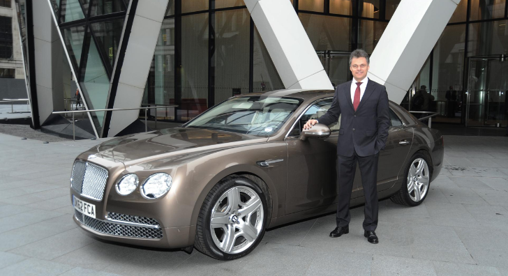 Bentley Reports Excellent Financial Results for 2012