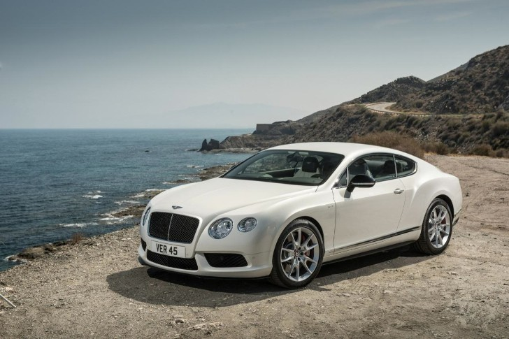 Bentley Reveals Continental GT V8 S [Photo Gallery]