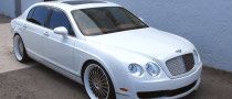 Bentley's Continental Series Get Remastered by Renntech