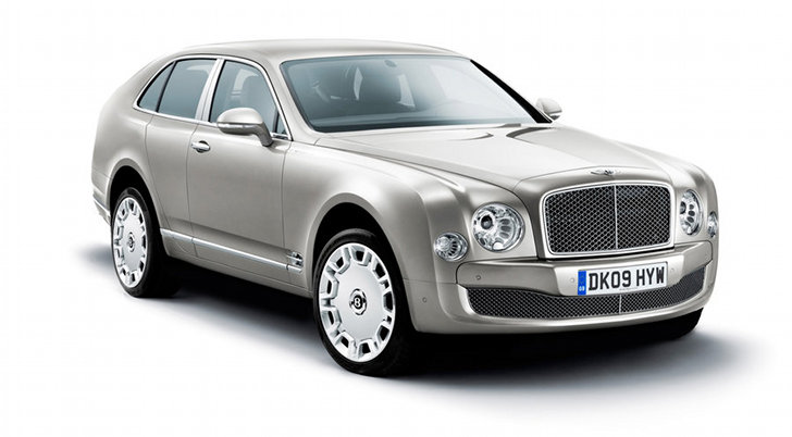Bentley SUV Coming to Geneva?