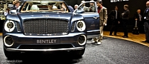 Bentley to Enter Dakar Rally?