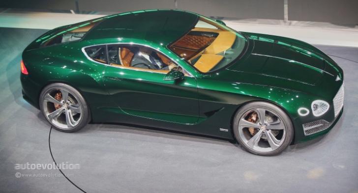 Bentleys Exp 10 Speed 6 Is Vags Biggest Surprise At The Geneva
