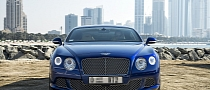 Bentleys Love Dubai