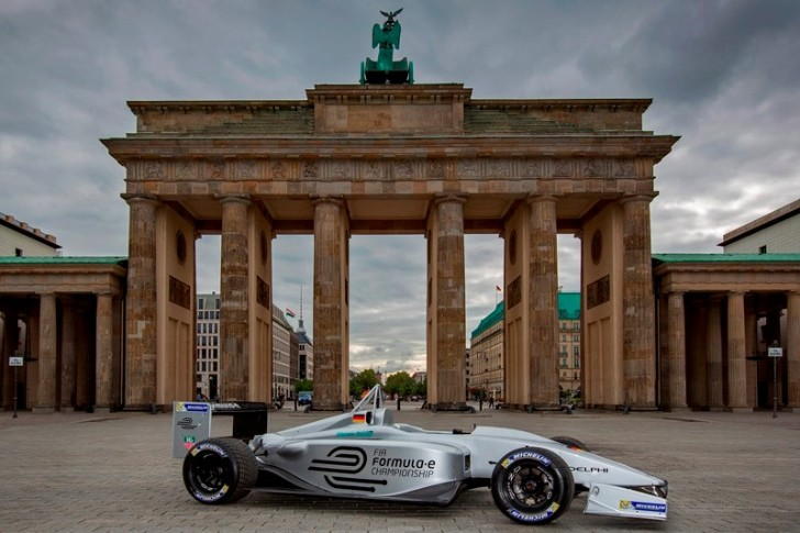 Berlin Confirmed As Formula E Host City