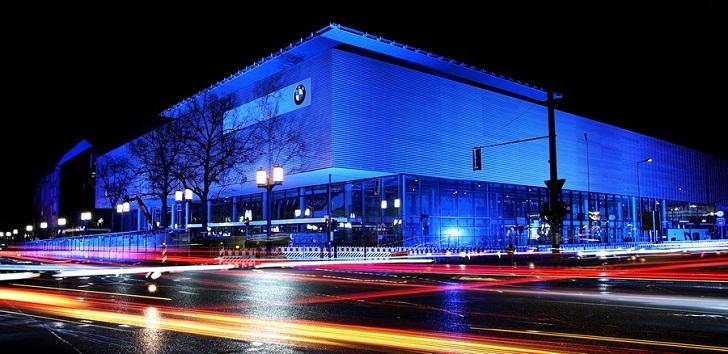 Berlin to Get Mega BMW Dealership in May
