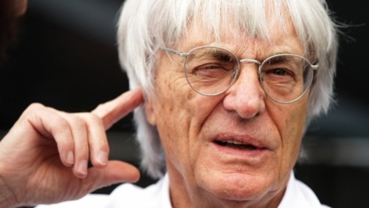 Bernie Ecclestone Indicted in F1 Commercial Rights Sale Bribery Case